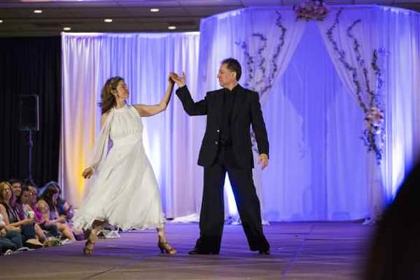 Since 1999 we've shown you options to create Your First Dance, Your Way  on stage at the Arizona Bridal Show