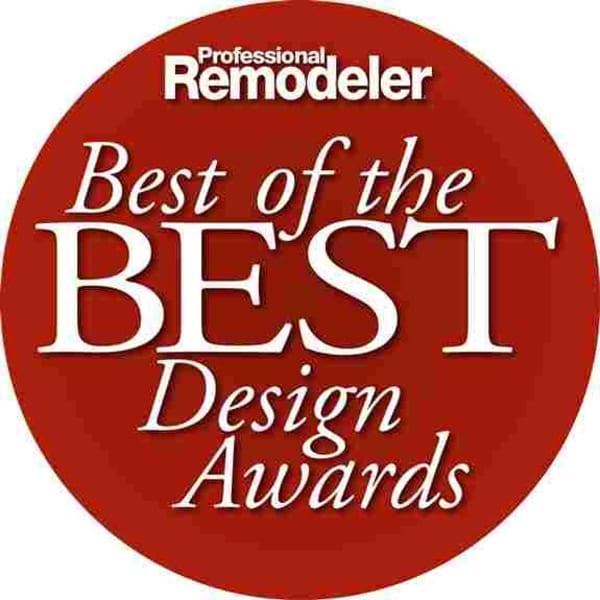 Best of the Best Design Award Winner logo