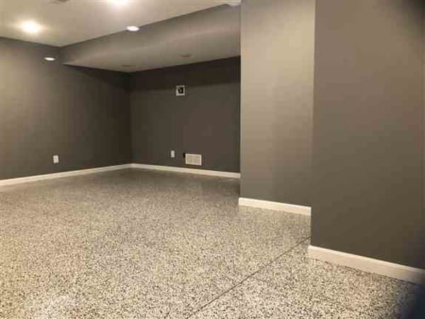 This is a beautiful basement we did in Avon! Explore your options!