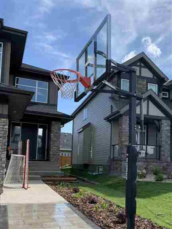Semi Estate, New Build Residential Project, Driveway Extension & Basketball Hoop