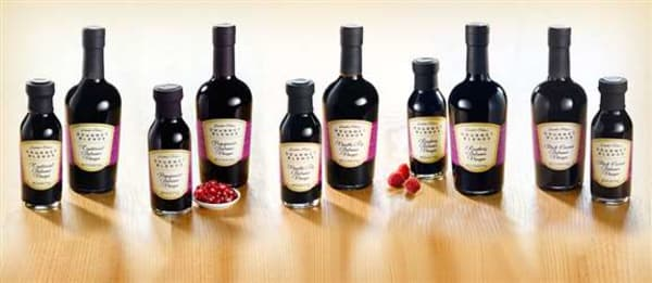 25 year barrel aged flavored Balsamic Vinegars - the Best Balsamics ever!<br />Thick and sweet and amazing!