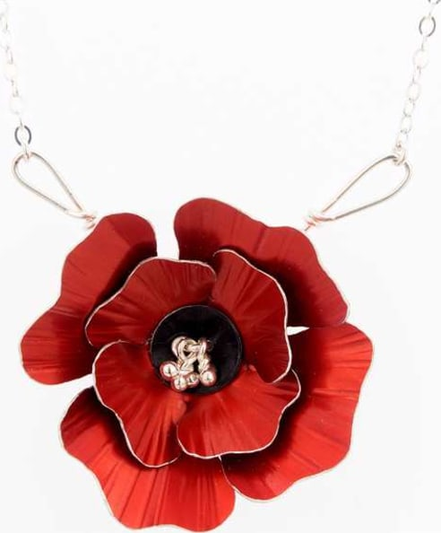 Poppy Necklace<br />$99