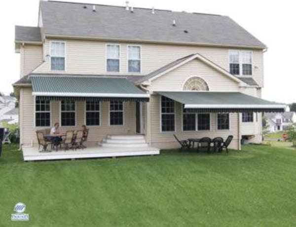 Our Estate Retractable Awning