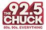 92.5 The Chuck logo