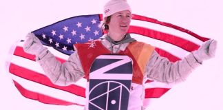 17-Year Old Red Gerard Wins the First Gold Medal for U.S.