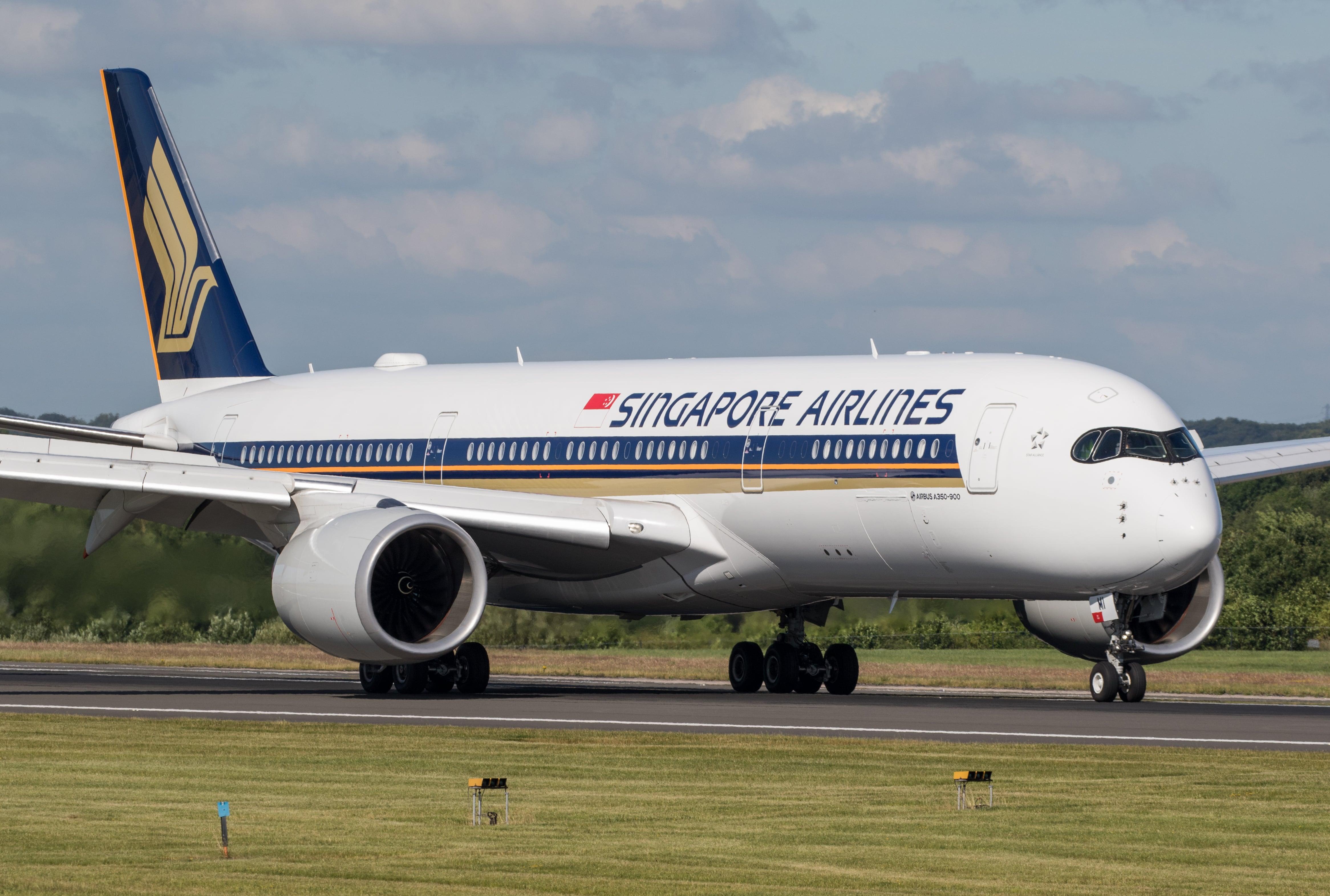 Resultado de imagen para Singapore Airlines A350 ULR