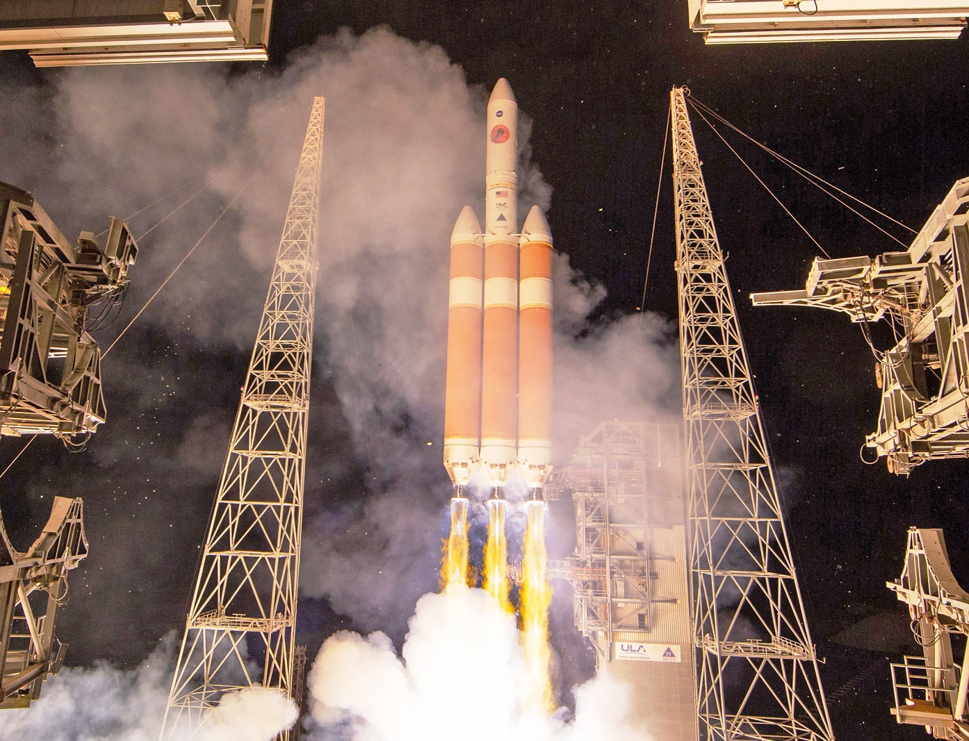 nasa probe launch - HD1394×1067