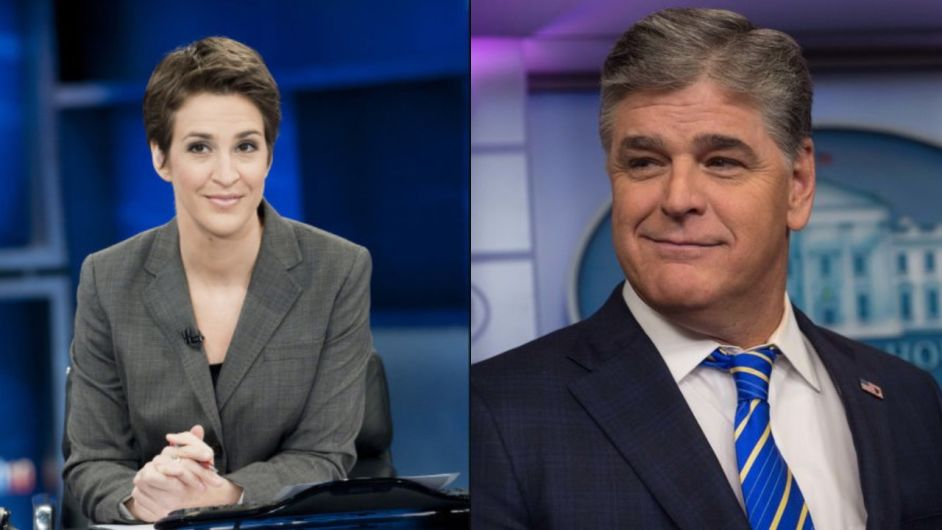 How Your Favorite Cable News Anchor Got So Rich