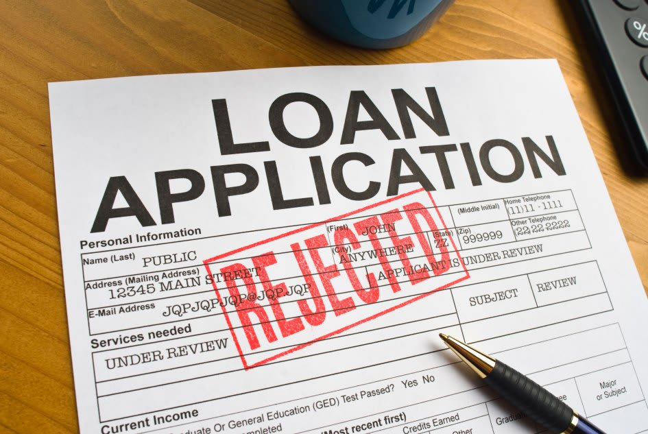 10 Smart Things To Do After You've Been Turned Down For A Loan