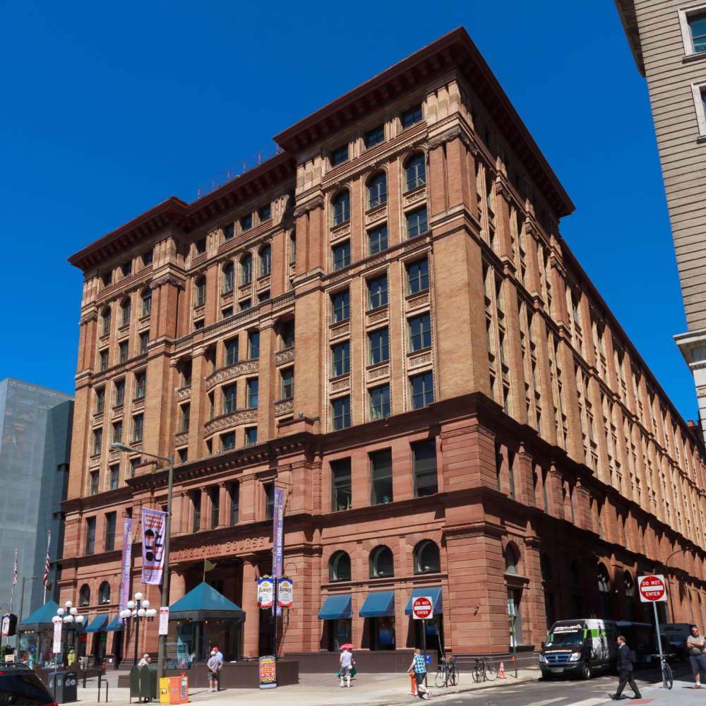Office Philadelphia, 19106 - Bourse Building