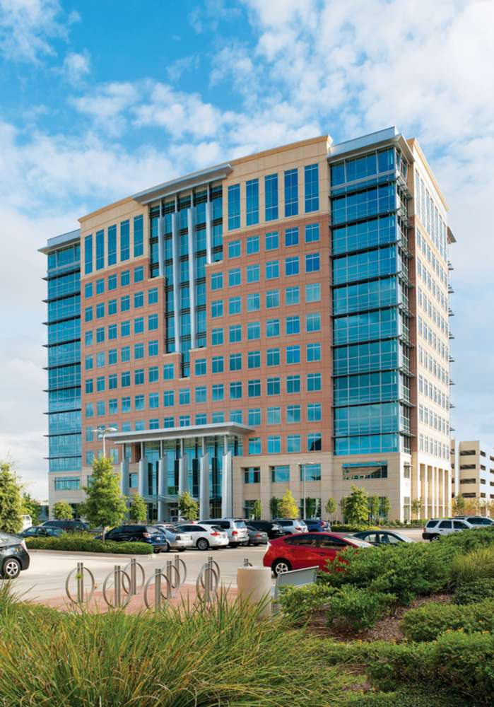 Office Houston, 77042 - Granite Briarpark Green