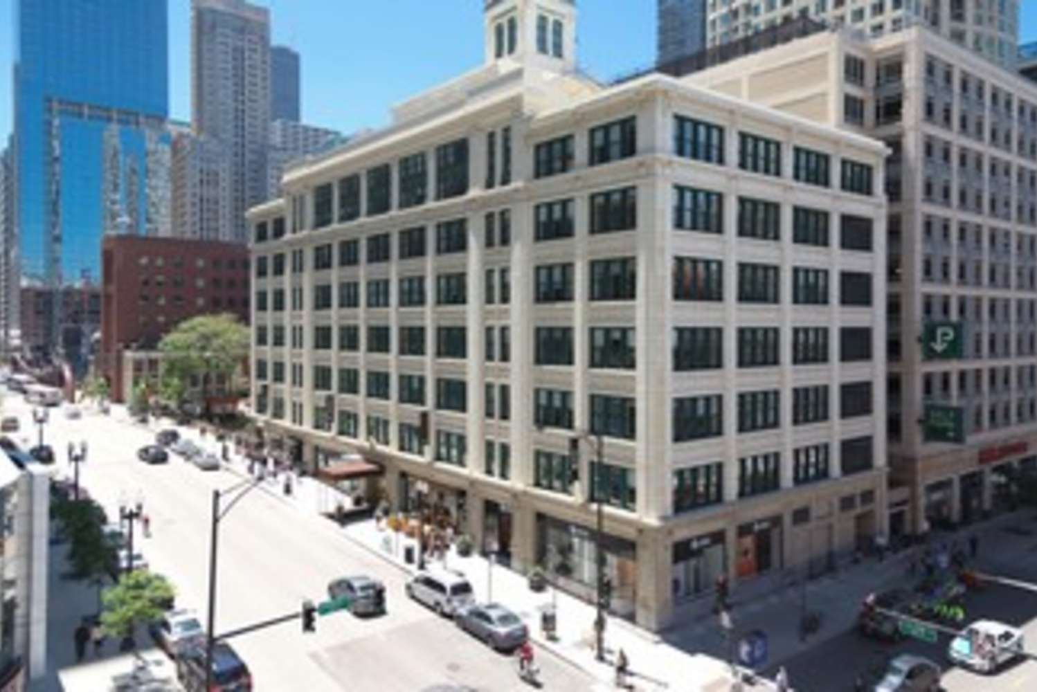 Office Chicago, 60654 - Thompson Building