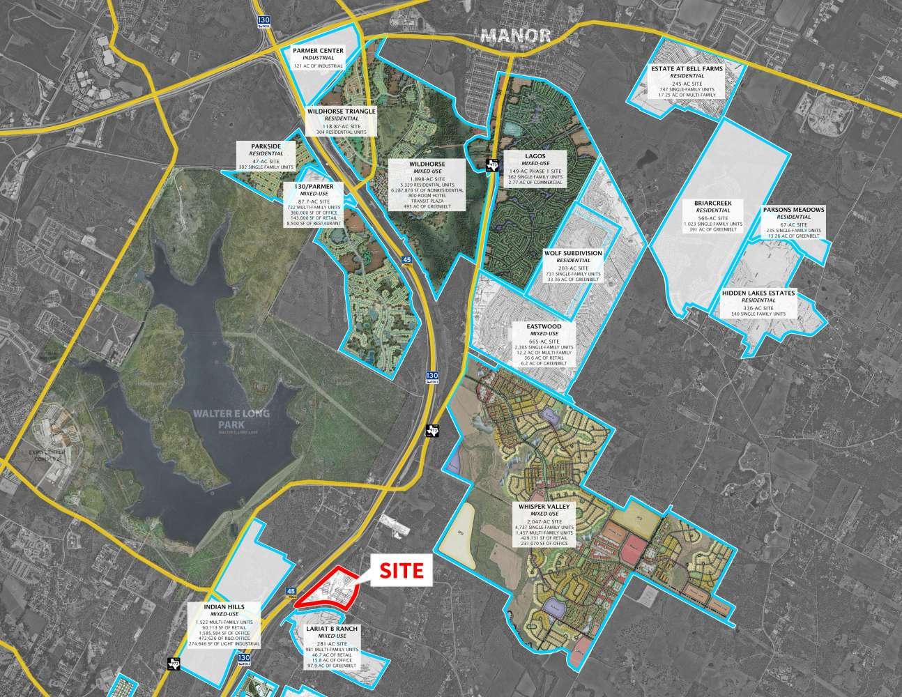 Land Manor, 78653 - 7000 Gilbert Rd