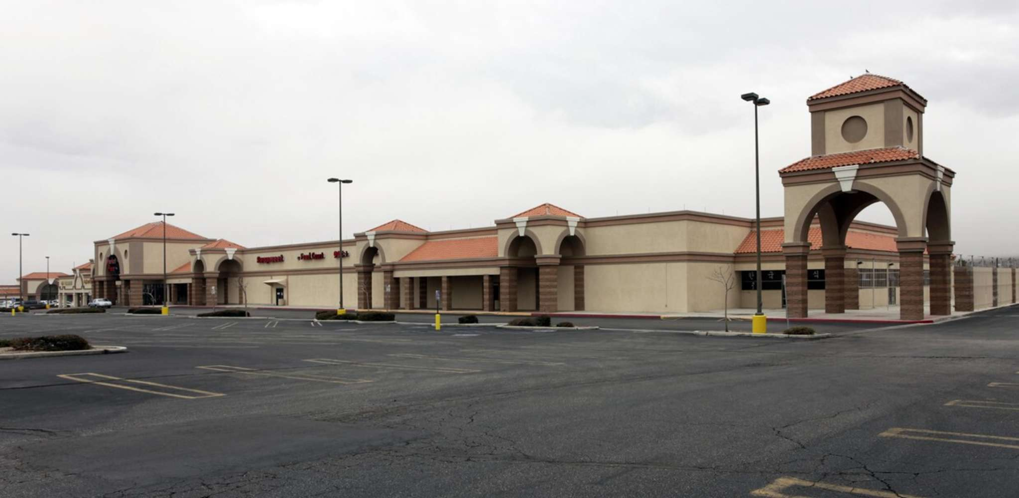 Retail Barstow, 92311-3973 - Barstow Road Center
