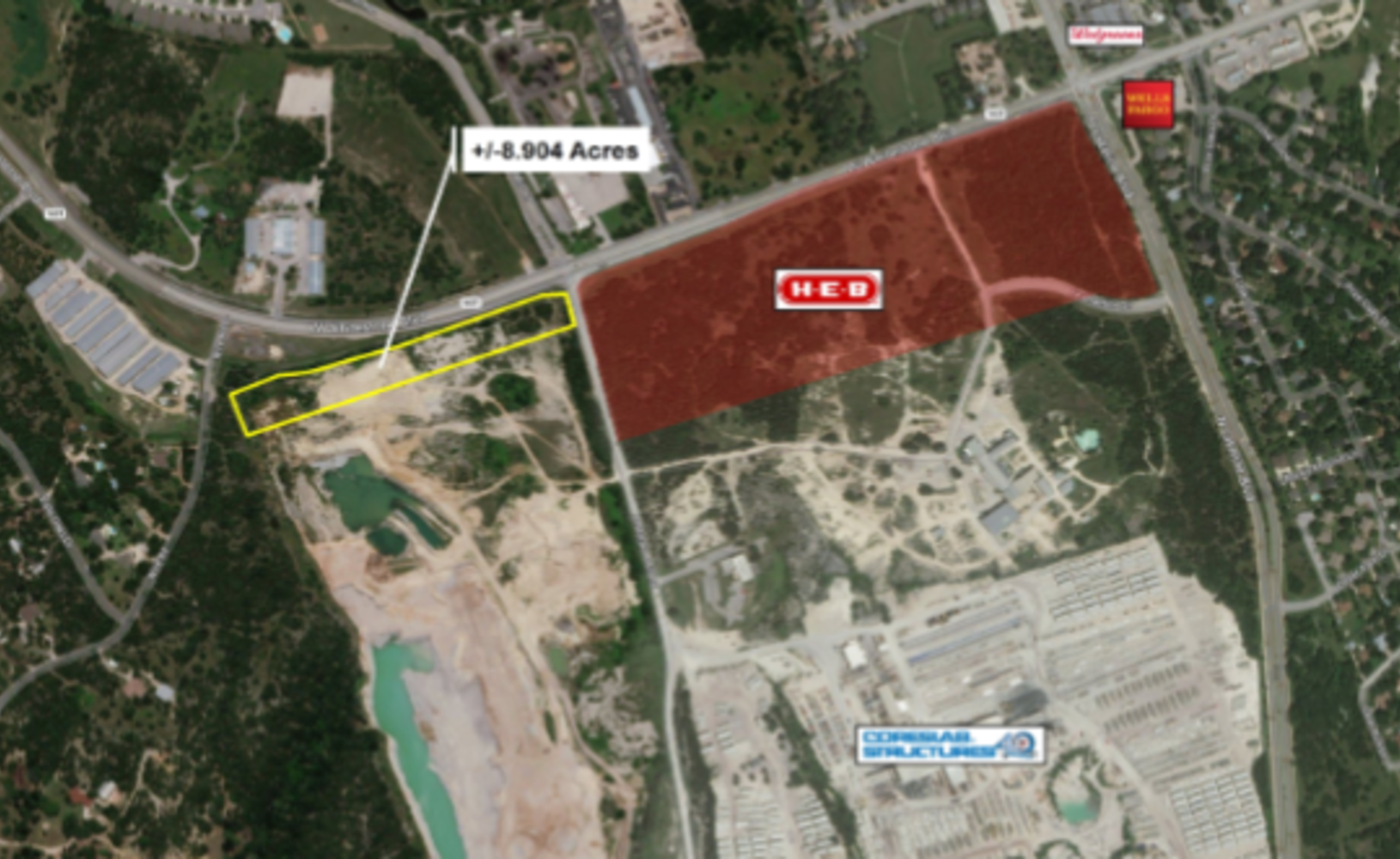 Land Austin, 78613 - FM 1431 & Anderson Mill Rd - Tract 1