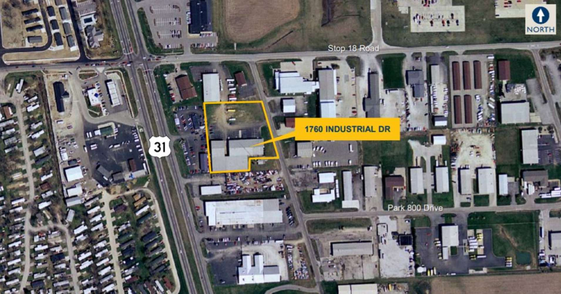 Industrial Greenwood, 46143 - IT Luggage USA