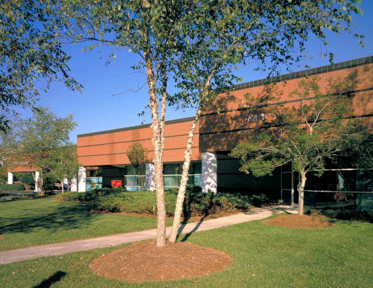 Industrial Morrisville, 27560 - Aerial Center Executive Park