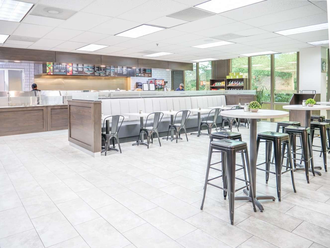 Office Dallas, 75206 - Campbell Centre IV - South Mezzanine
