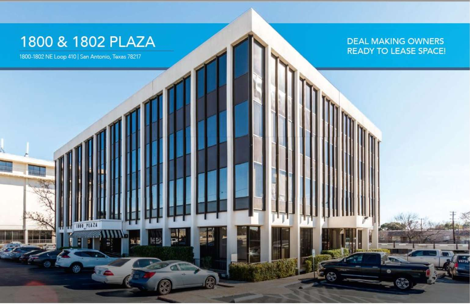 Office San antonio, 78217 - 1800 Plaza