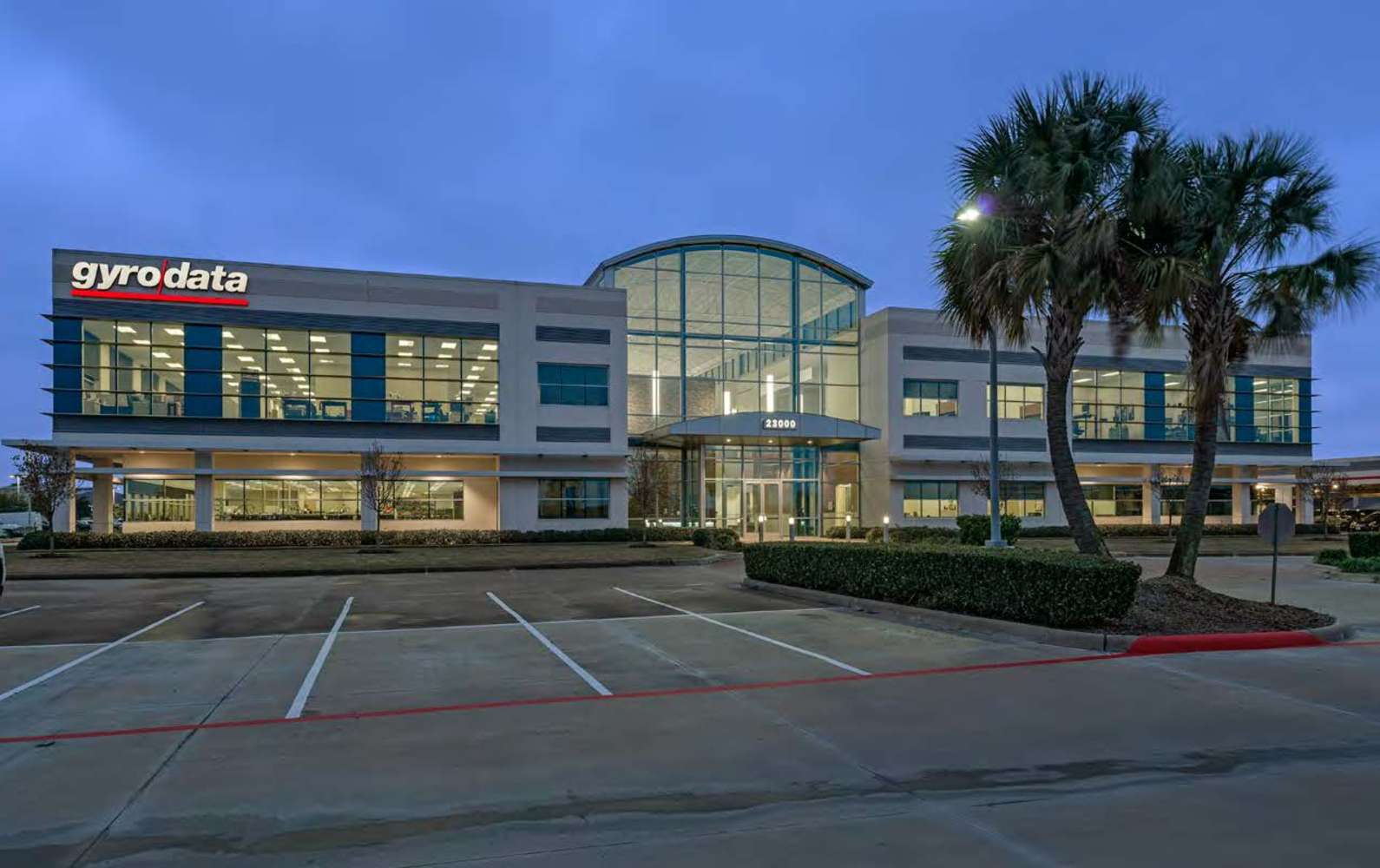 Industrial Houston, 77095 - 23000 NW Lake Dr