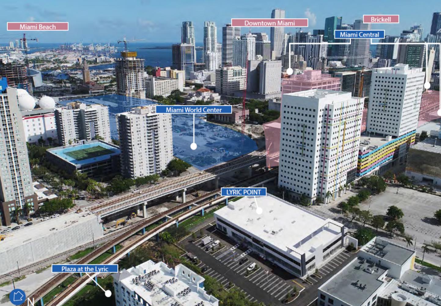 Office Miami, 33128 - Lyric Point