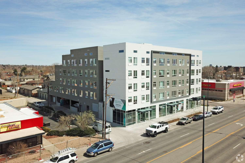 Retail Denver, 80204 - 1515 Flats - Retail