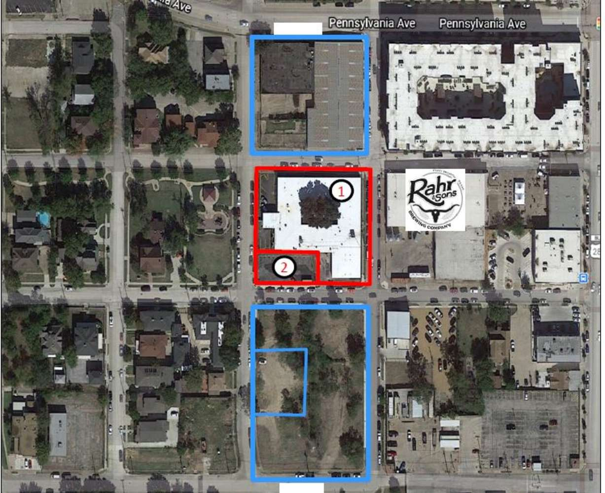 Land Fort worth, 76104 - 701 St Louis Ave