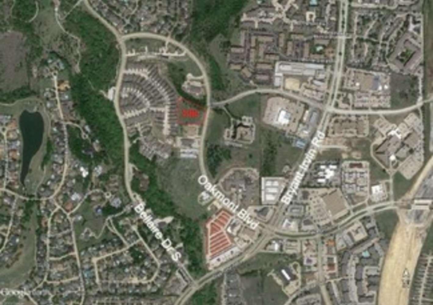 Land Fort worth, 76132 - Oakmont Blvd