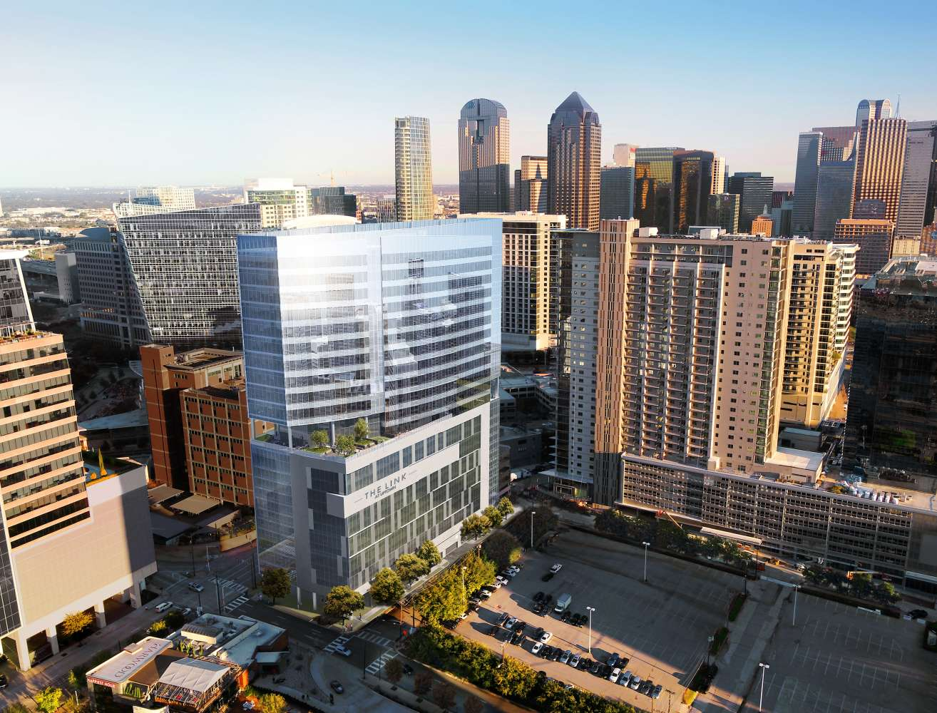 Office Dallas, 75201 - The Link Uptown