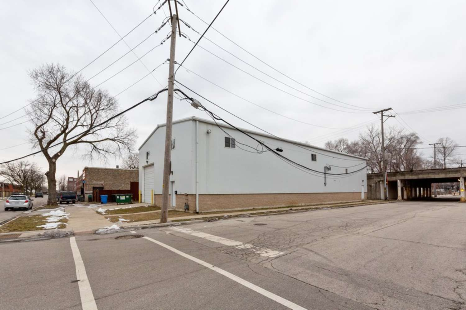 Industrial Chicago, 60612 - 3100-3102 W Fillmore St