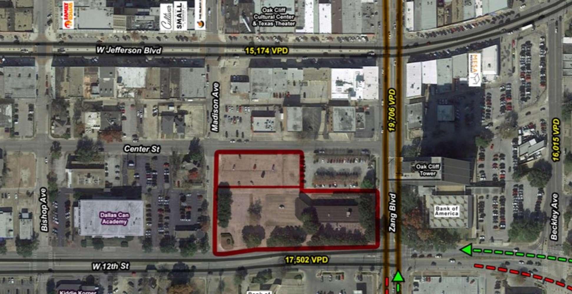 Land Dallas, 75208-6612 - 201 W 12th Street