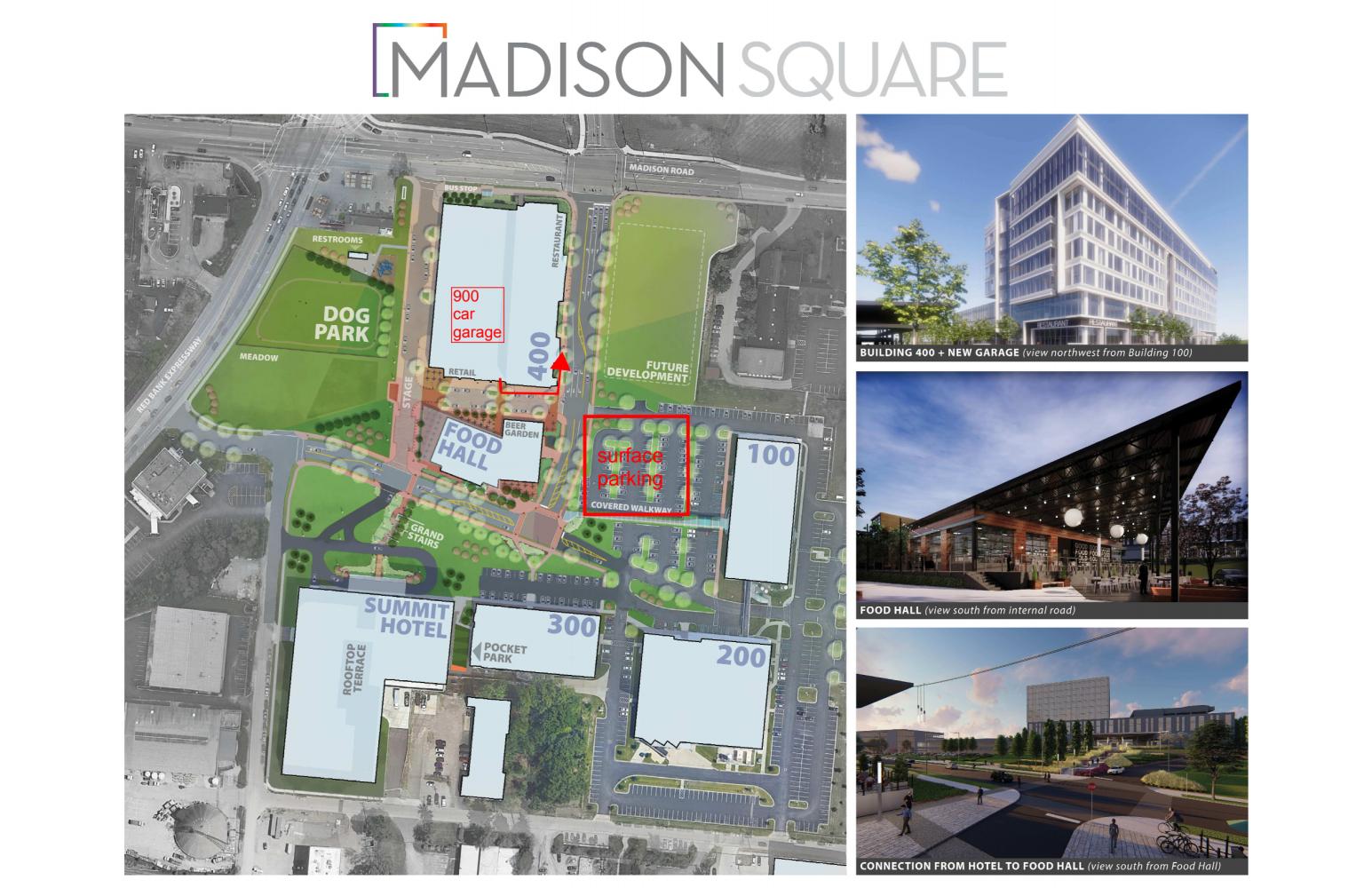Retail Cincinnati, 45227-1539 - Medpace - Madison Square