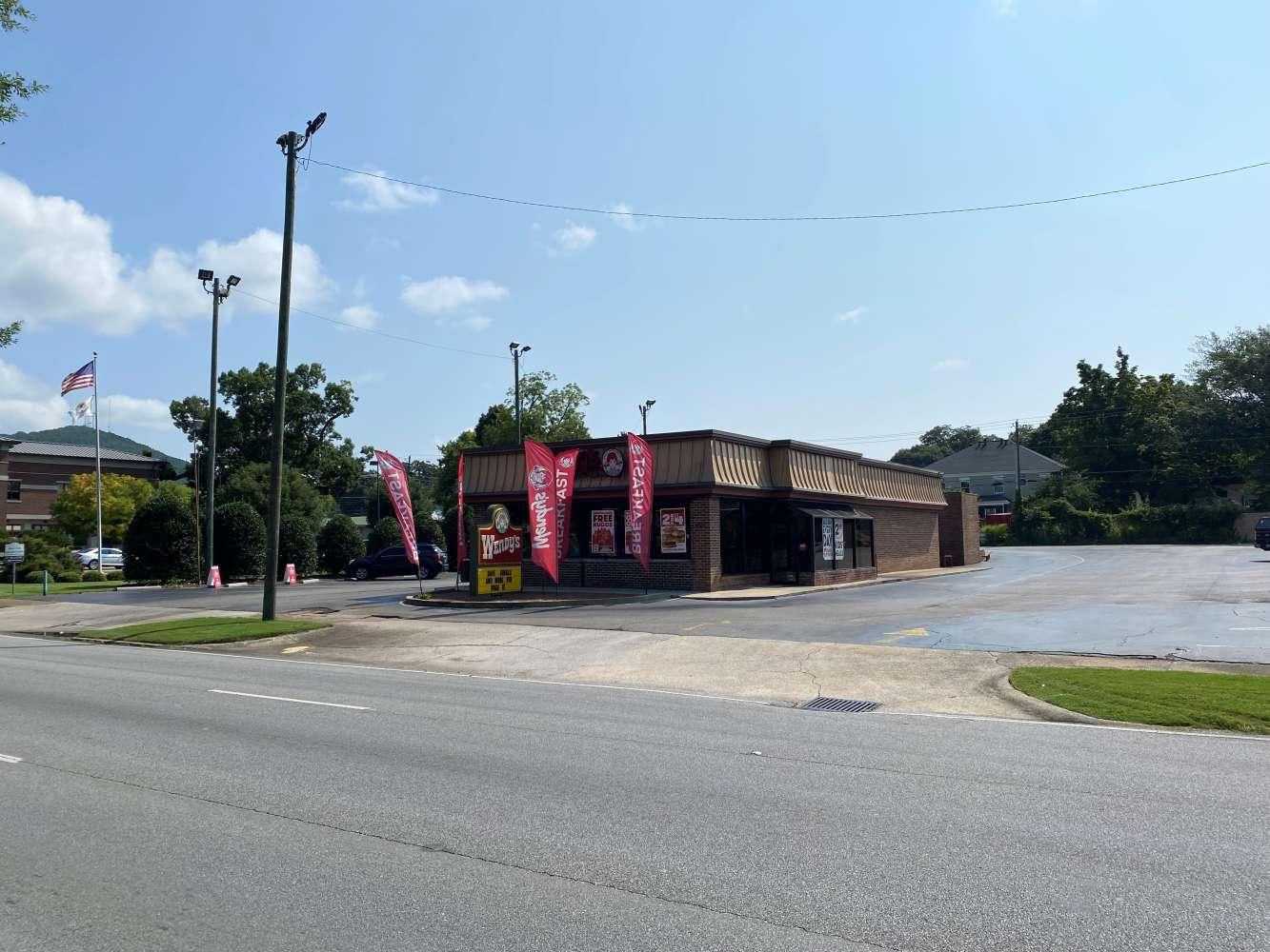 Retail Anniston, 36201 - Anniston Wendy's