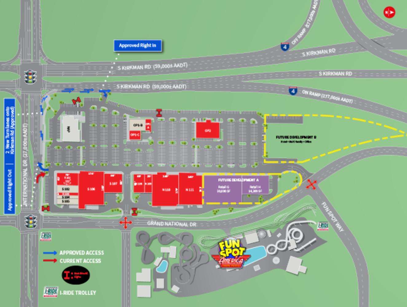 Retail Orlando, 32819 - Olinda
