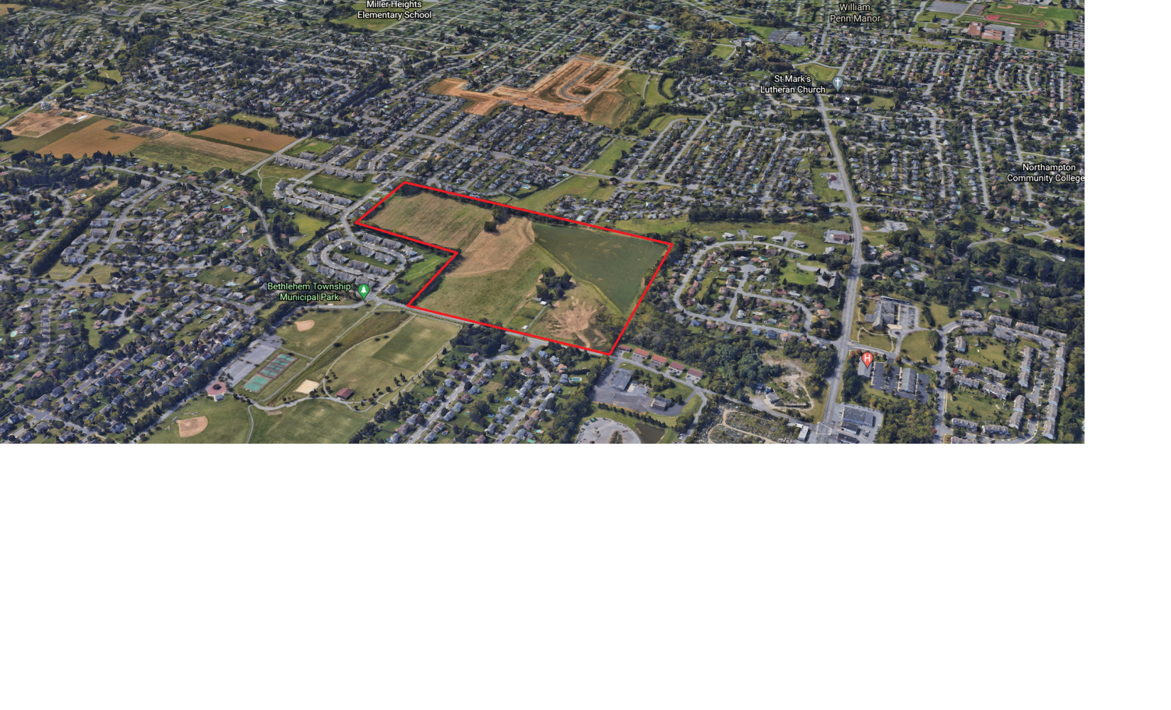 Land Bethlehem, 18020 - 3107 Farmersville Rd
