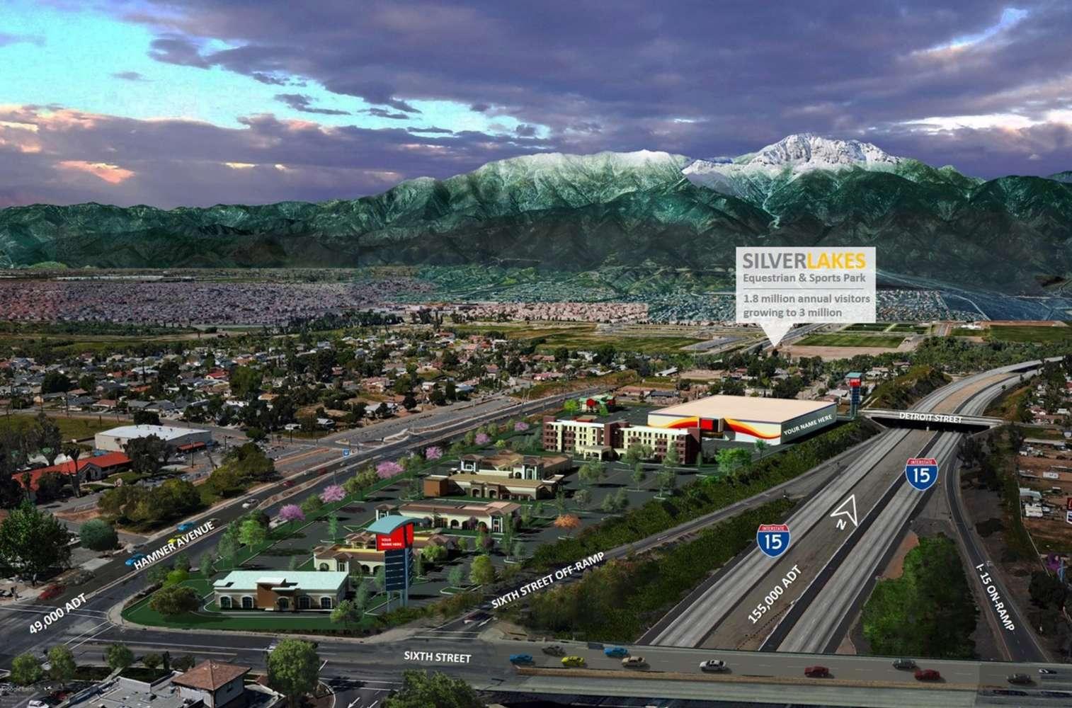 Land Norco, 92860 - Norco Gateway