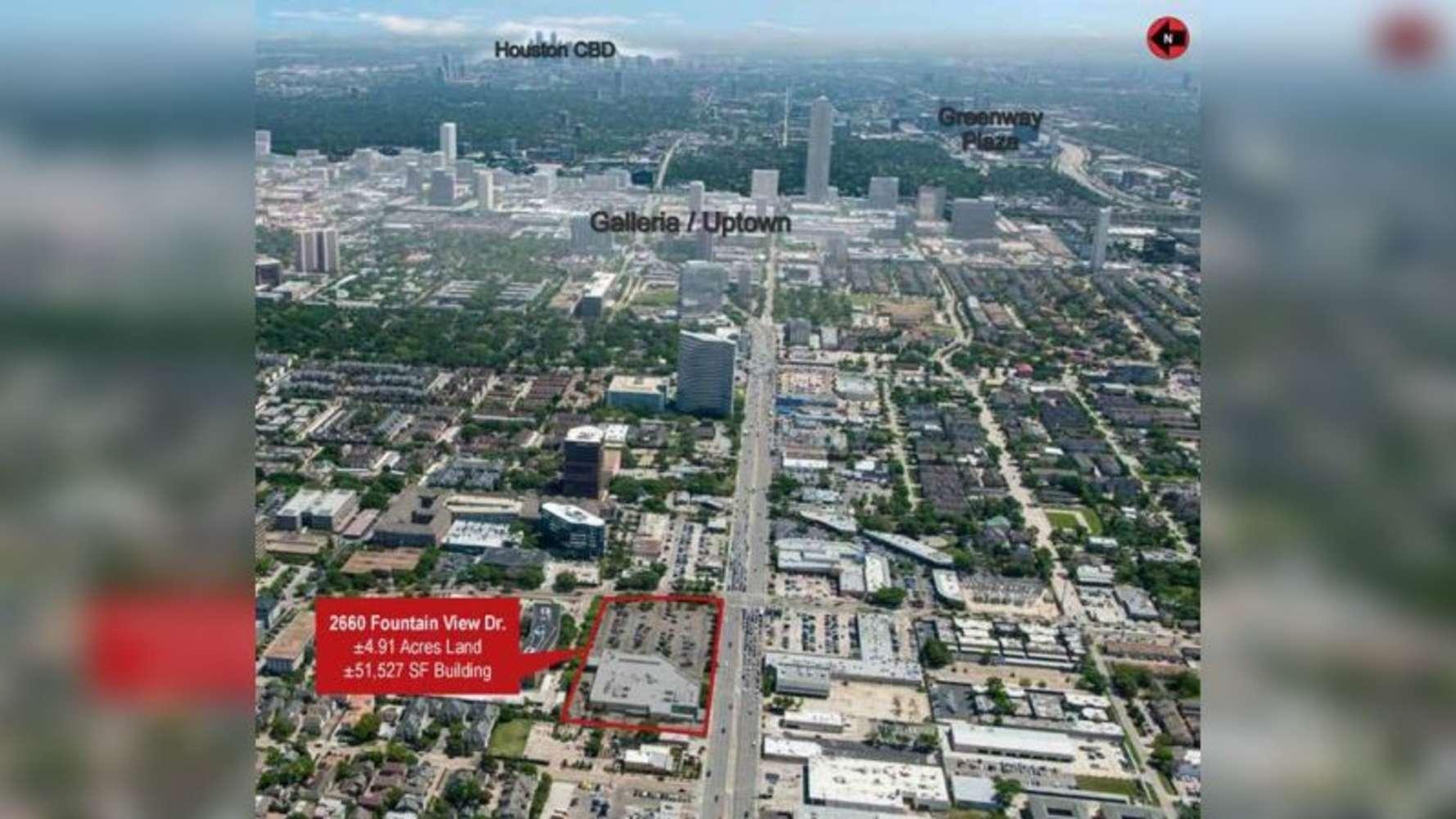 Land Houston, 77057-7606 - 2660 Fountain View