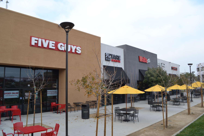 Retail Northridge, 91329 - Mix at Harman Campus