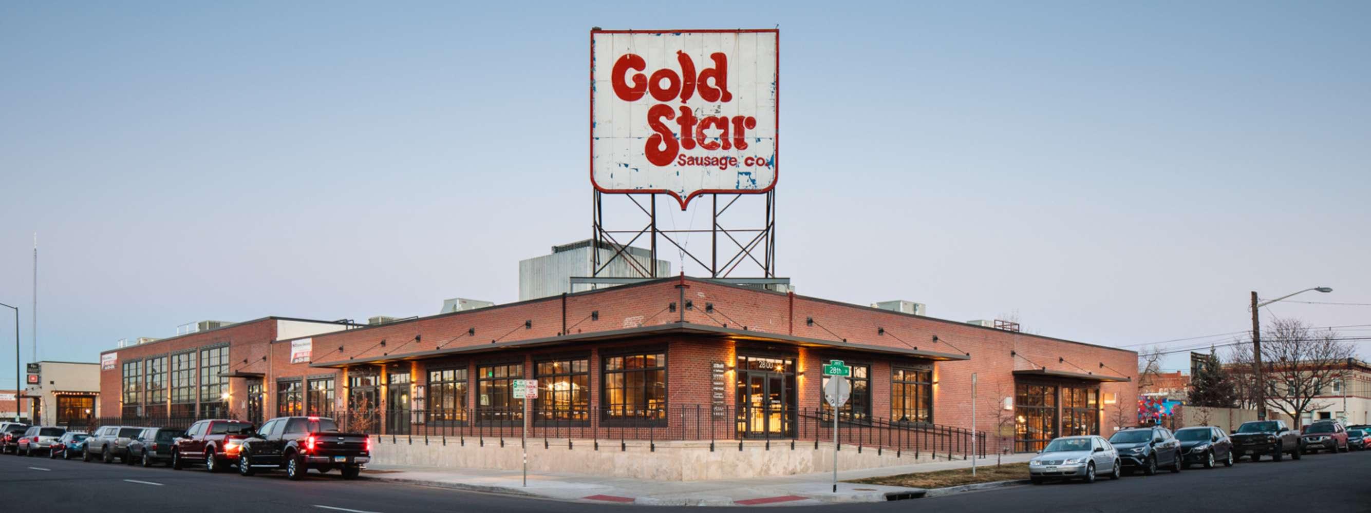 Office Denver, 80205 - Gold Star