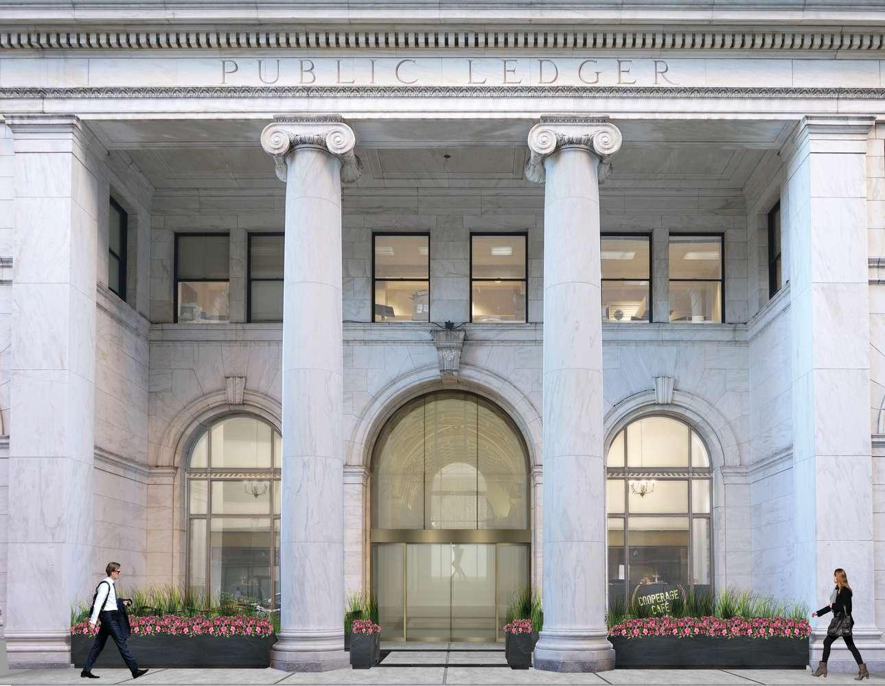 Office Philadelphia, 19106 - Public Ledger Building