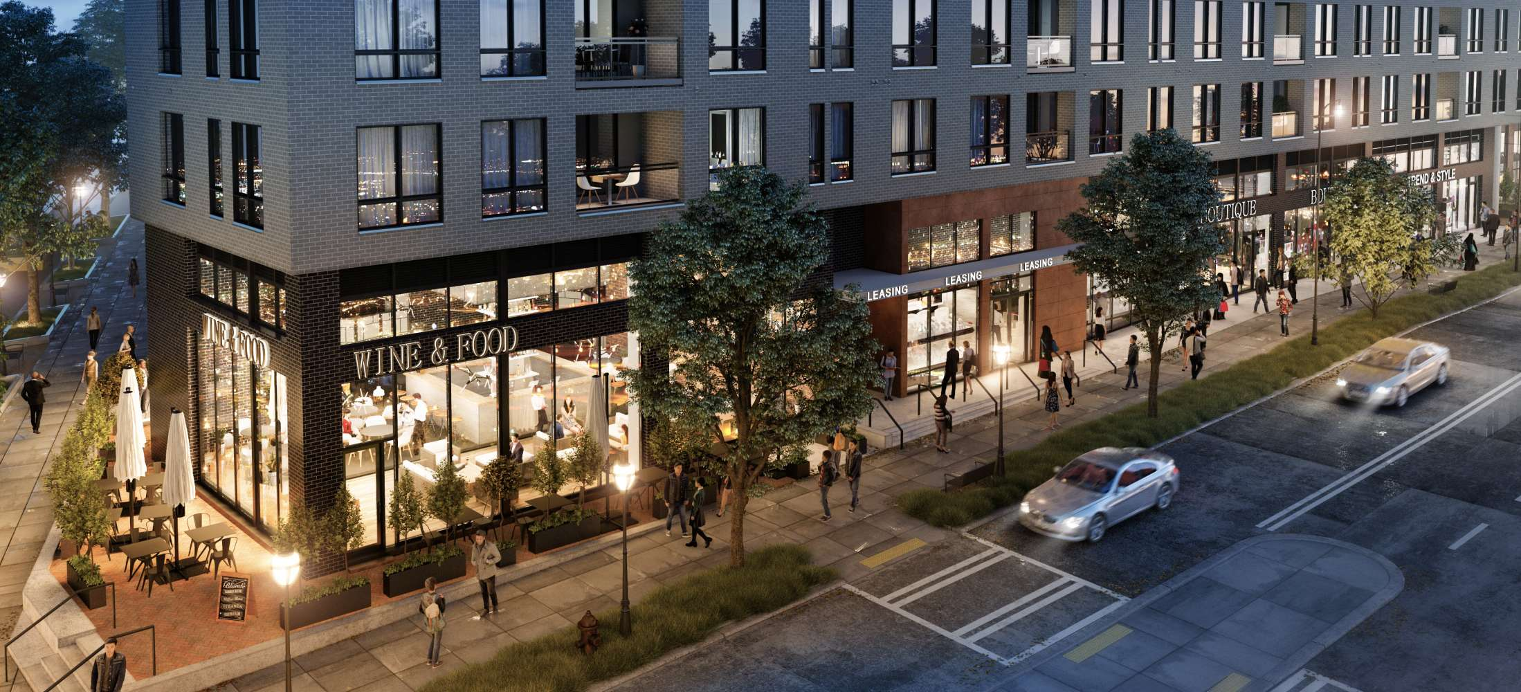 Retail Atlanta, 30318 - Osprey
