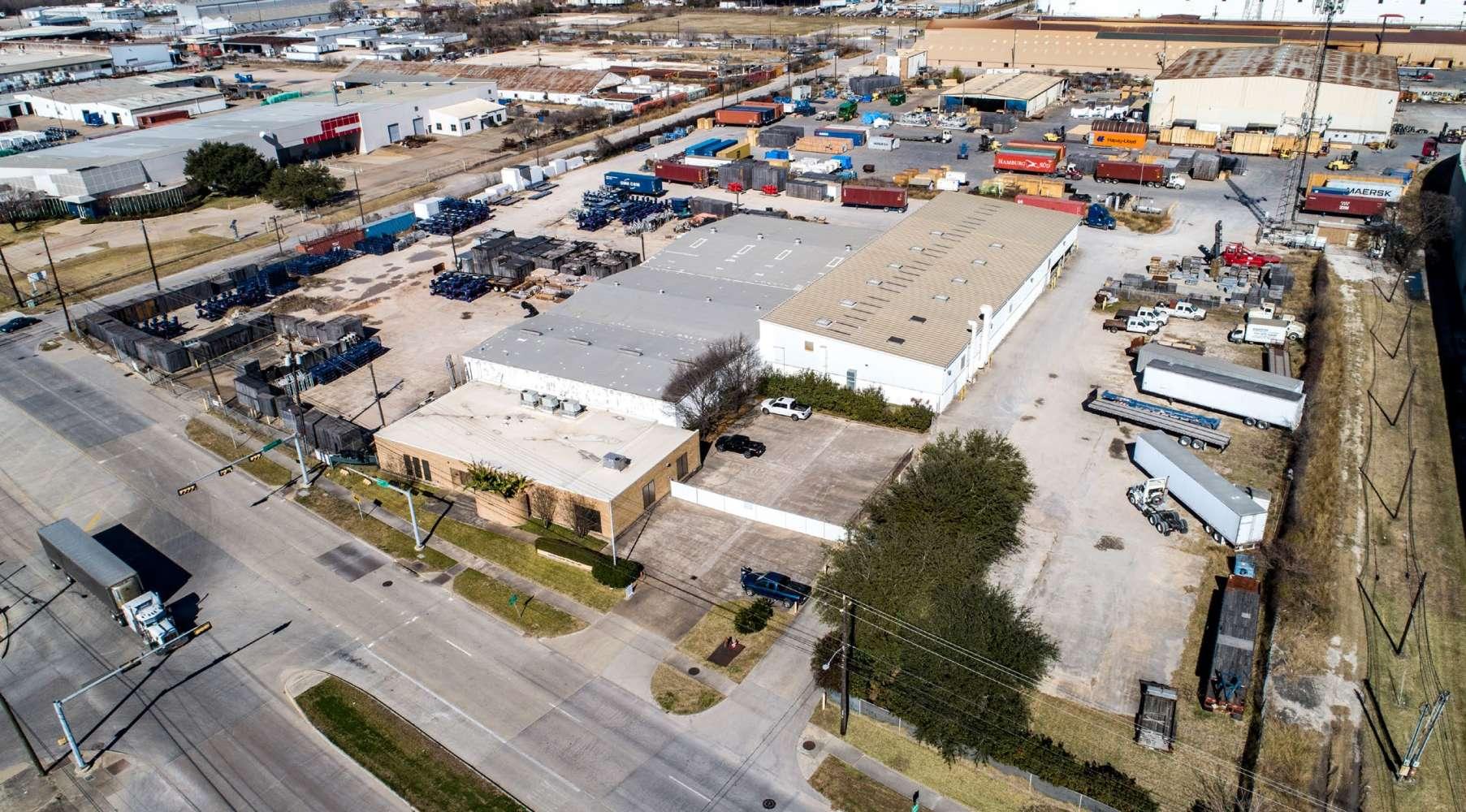 Industrial Houston, 77029 - 8425 Market Street Rd