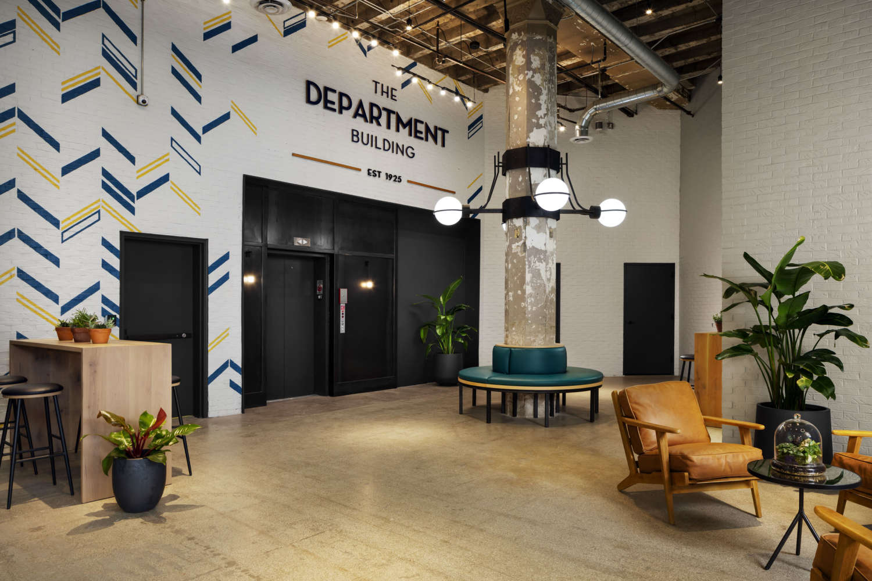 Office Atlanta, 30303 - The Department Building