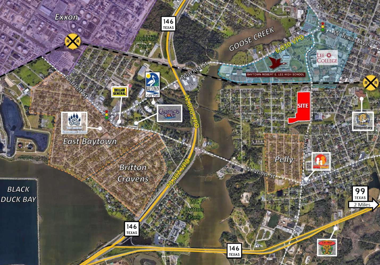 Land Baytown, 77520 - 800 Carver Street