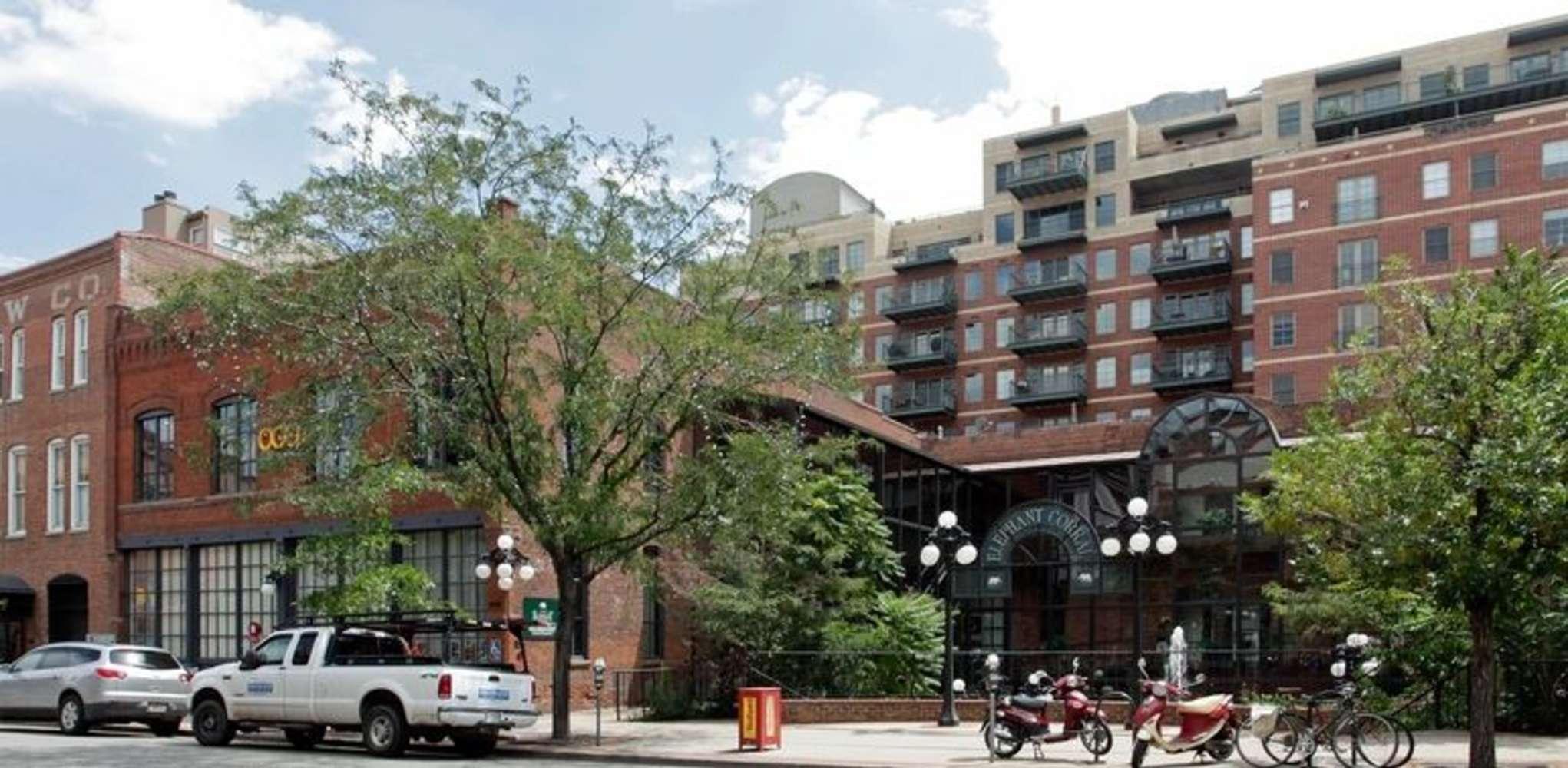 Office Denver, 80202 - Elephant Corral 1
