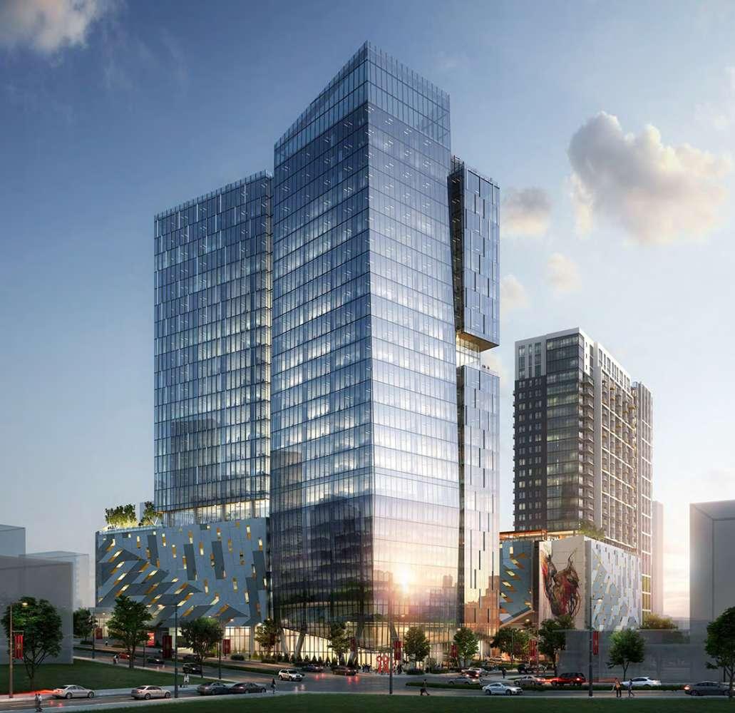 Office Atlanta, 30309 - Midtown Union