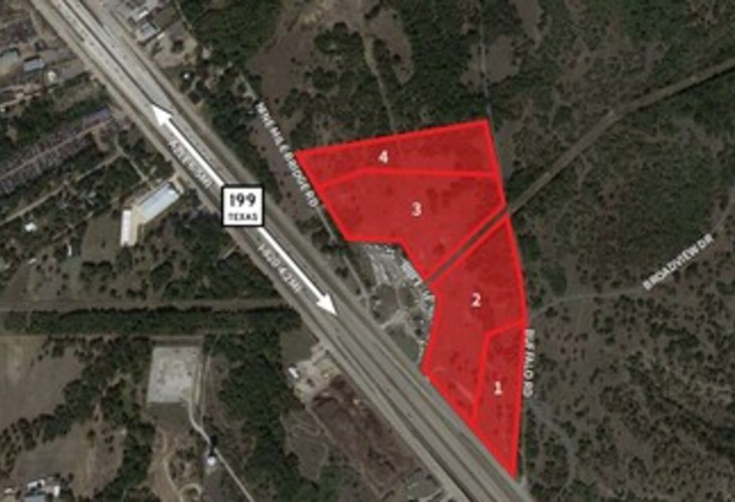 Land Fort worth, 76135 - 8900 Jacksboro Hwy