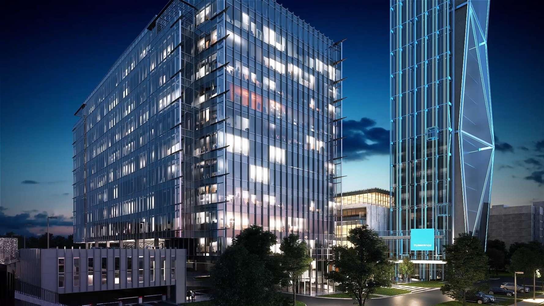 Office Atlanta, 30339 - Three Ballpark Center