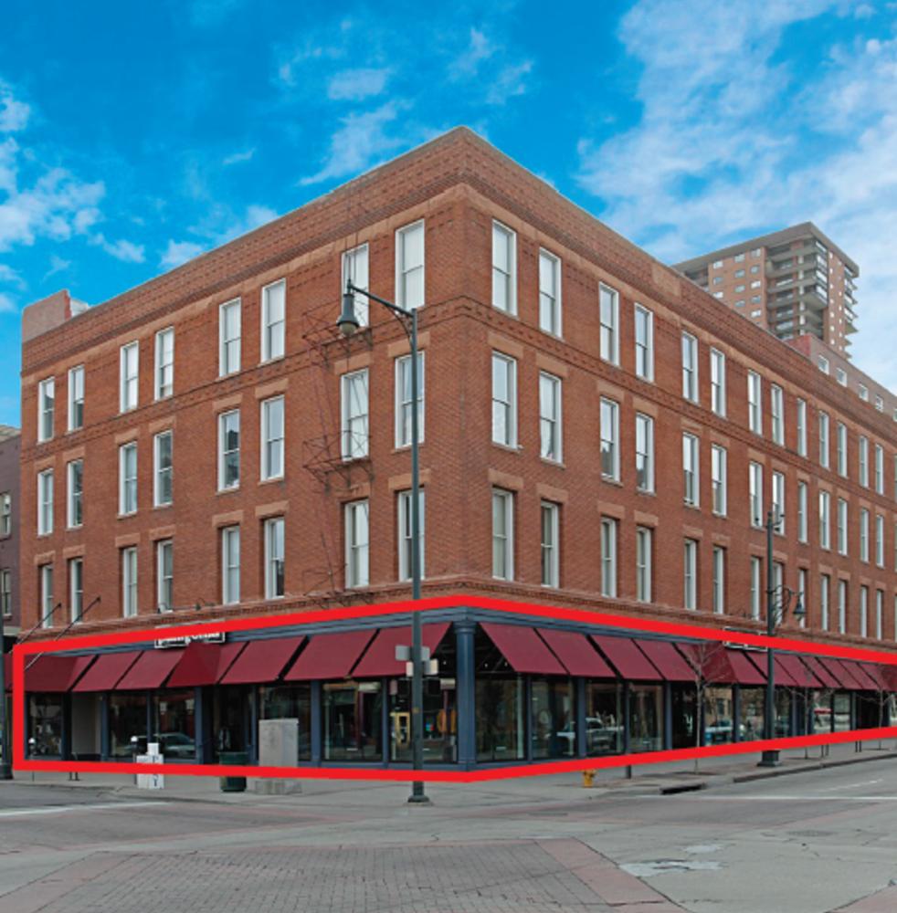 Office Denver, 80202 - Studebaker Lofts