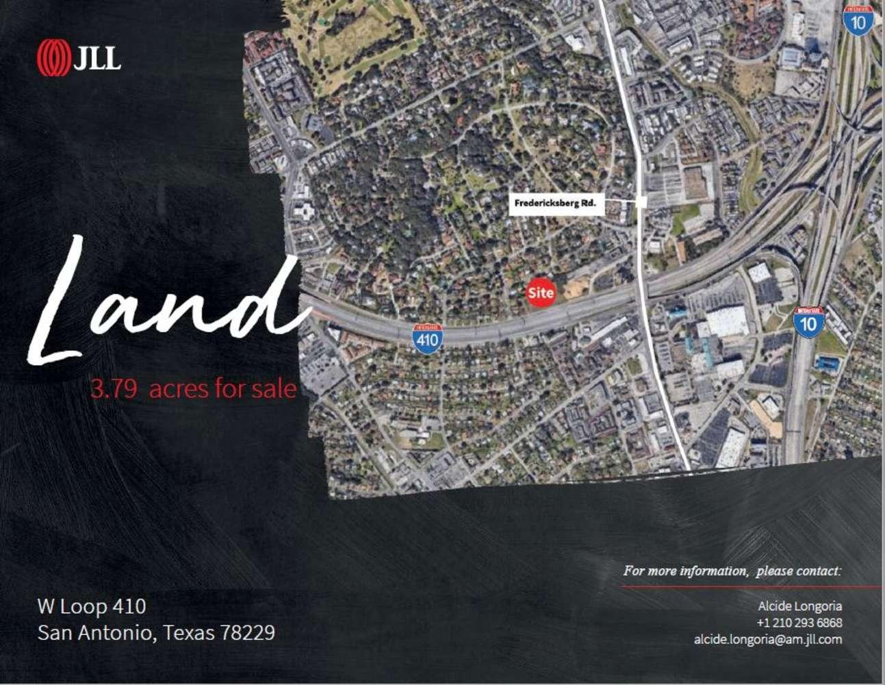 Land San antonio, 78229 - West Loop 410